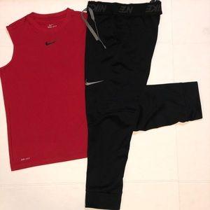 Nike Dri Fit Jogger Set